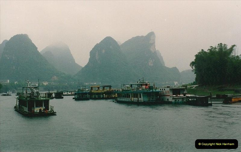 China & Hong Kong April 1993. Picture (98) 098