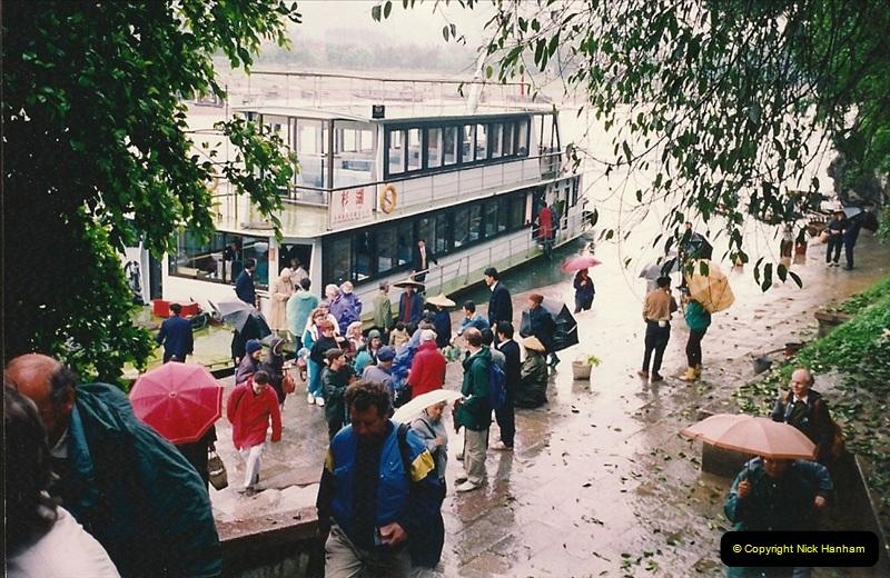 China & Hong Kong April 1993. Picture (99) 099
