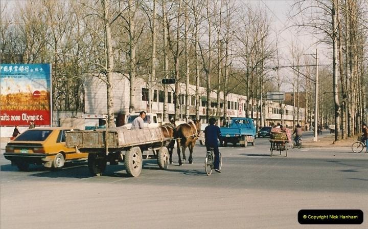 China & Hong Kong April 1993. Picture (14) 014