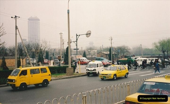China & Hong Kong April 1993. Picture (25) 025