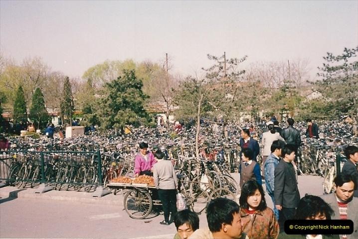China & Hong Kong April 1993. Picture (27) 027