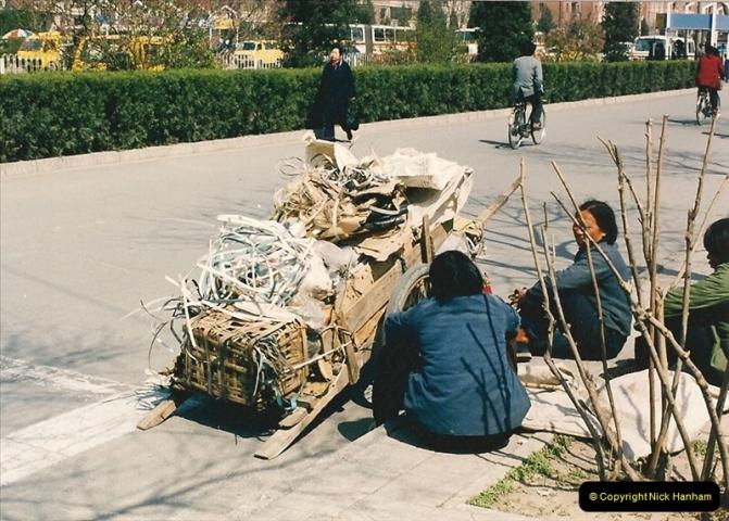 China & Hong Kong April 1993. Picture (34) 034