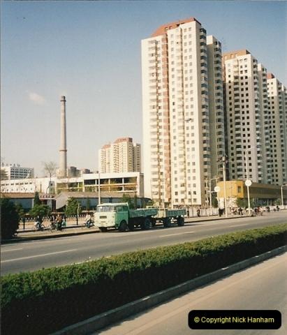 China & Hong Kong April 1993. Picture (36) 036