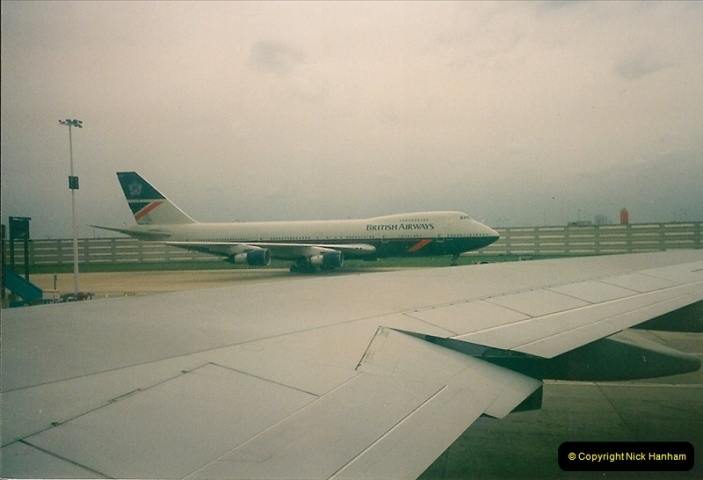 China & Hong Kong April 1993. Picture (4) 004