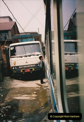 China & Hong Kong April 1993. Picture (46) 046
