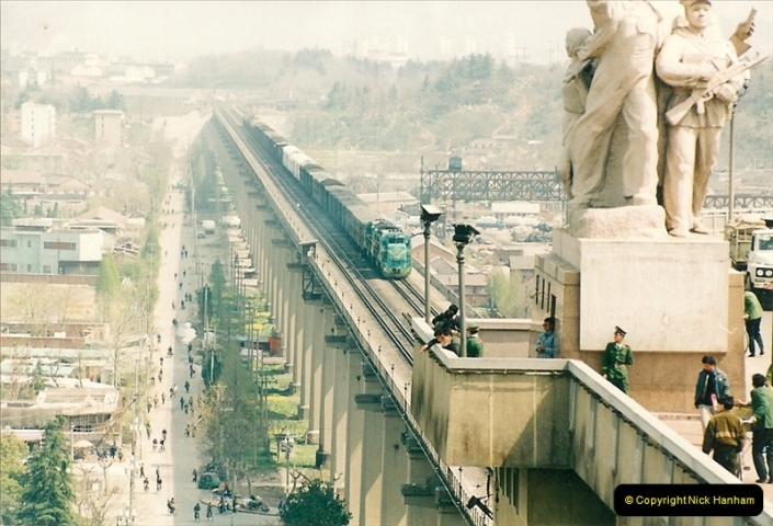 China & Hong Kong April 1993. Picture (48) 048