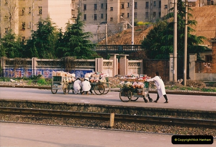 China & Hong Kong April 1993. Picture (55) 055