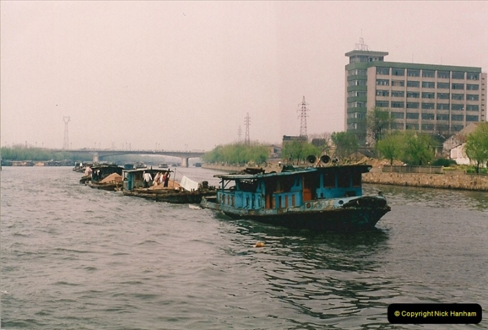 China & Hong Kong April 1993. Picture (62) 062