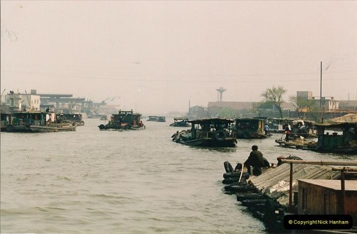 China & Hong Kong April 1993. Picture (67) 067