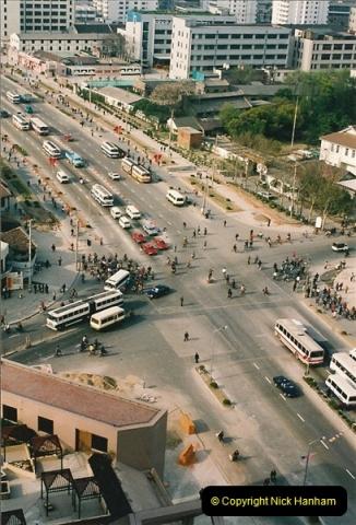 China & Hong Kong April 1993. Picture (75) 075