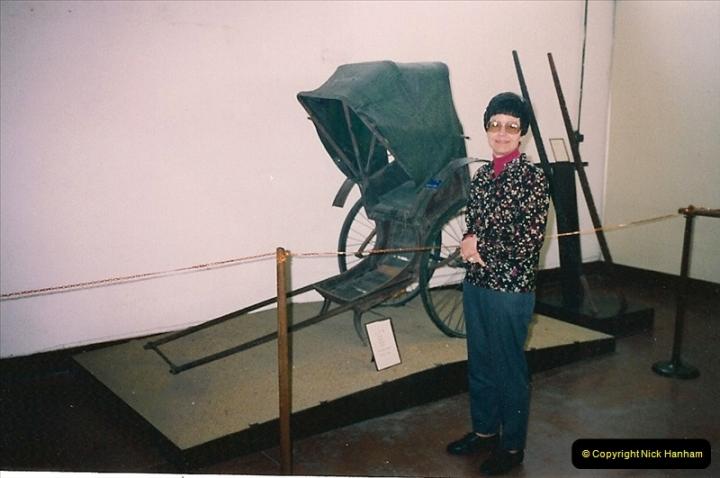 China & Hong Kong April 1993. Picture (77) 077
