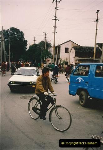 China & Hong Kong April 1993. Picture (78) 078