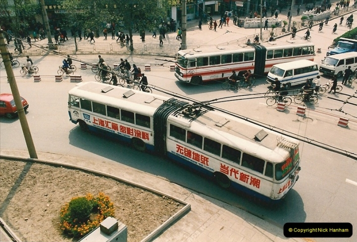 China & Hong Kong April 1993. Picture (82) 082
