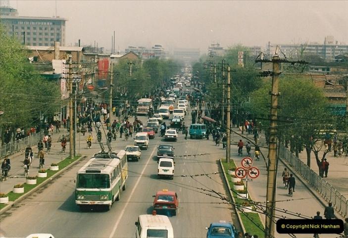China & Hong Kong April 1993. Picture (87) 087