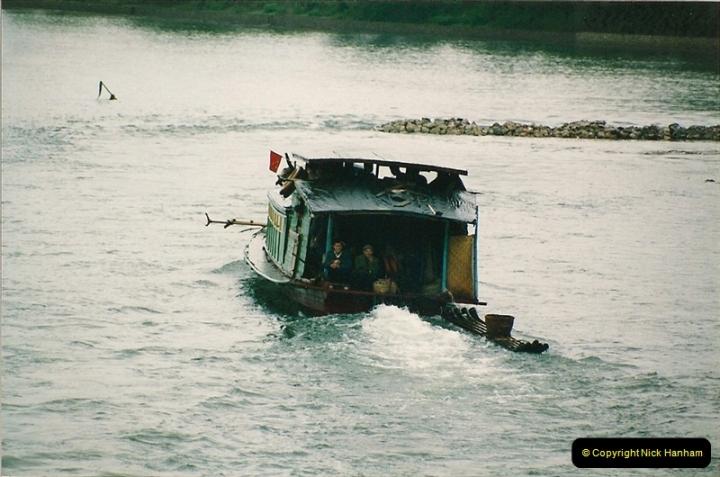 China & Hong Kong April 1993. Picture (95) 095