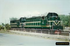 China & Pakistan June 1996. Picture (78) 0078