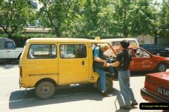 China & Pakistan June 1996. Picture (879) 0879