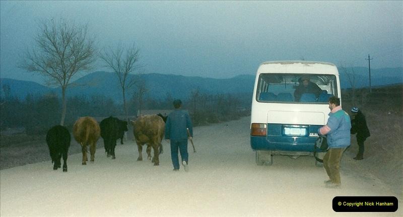 China November 1997. Picture (310) 310