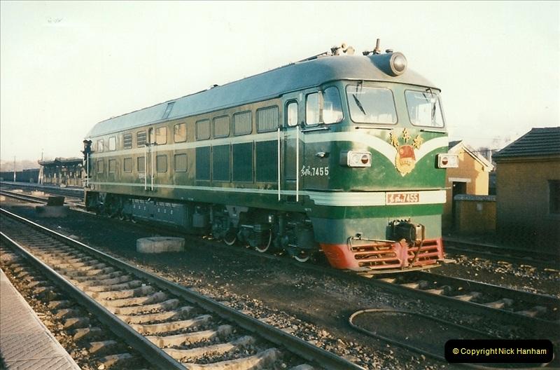 China November 1997. Picture (403) 403