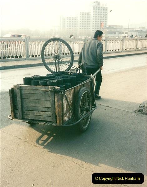 China November 1997. Picture (493) 493