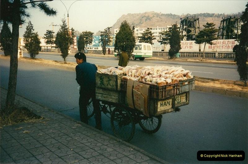 China November 1997. Picture (494) 494