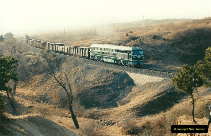 China November 1997. Picture (304) 304