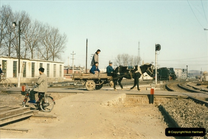 China November 1997. Picture (443) 443