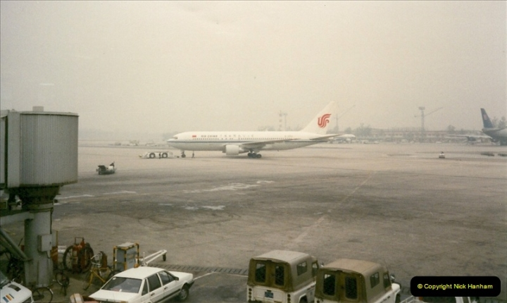 China November 1997. Picture (517) 517