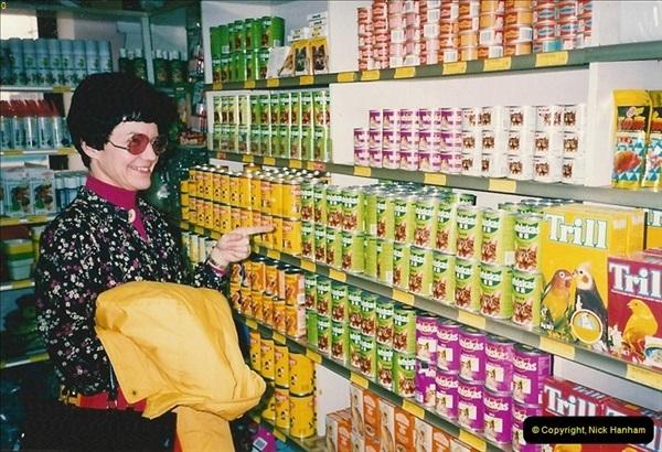 1993-04-03 to 24 China & Hong Kong.  (11)011