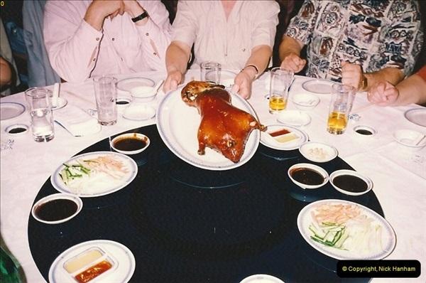 1993-04-03 to 24 China & Hong Kong.  (12)012