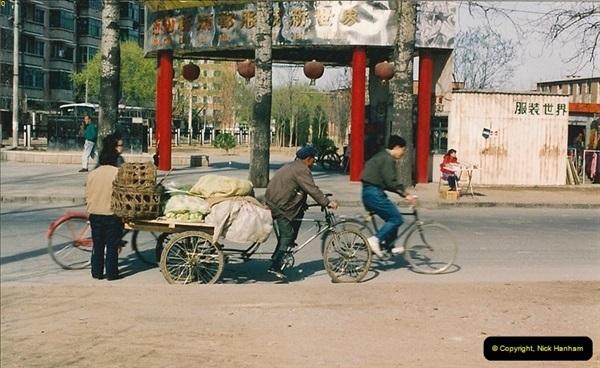 1993-04-03 to 24 China & Hong Kong.  (13)013
