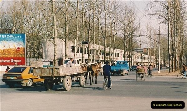 1993-04-03 to 24 China & Hong Kong.  (15)015