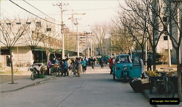 1993-04-03 to 24 China & Hong Kong.  (16)016