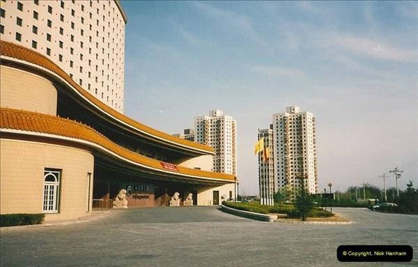 1993-04-03 to 24 China & Hong Kong.  (19)019