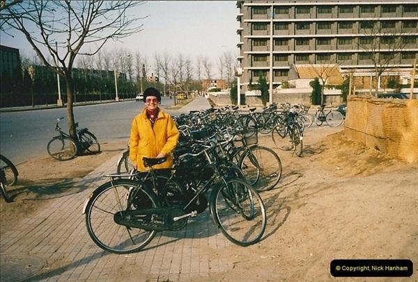 1993-04-03 to 24 China & Hong Kong.  (20)020