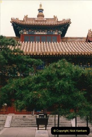 1993-04-03 to 24 China & Hong Kong.  (34)034