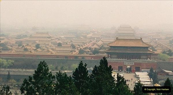 1993-04-03 to 24 China & Hong Kong.  (45)045