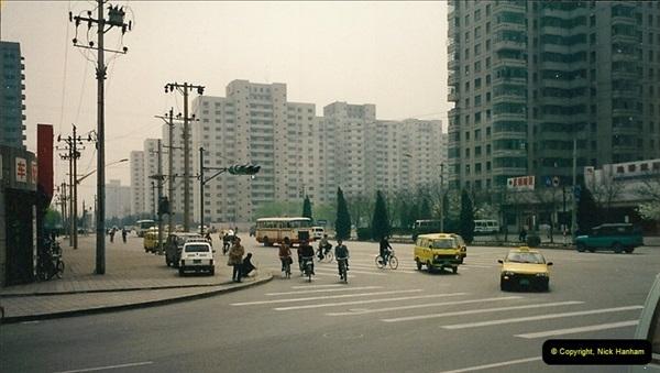 1993-04-03 to 24 China & Hong Kong.  (57)057
