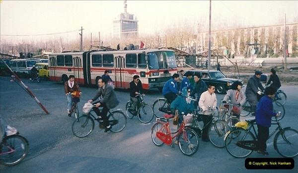 1993-04-03 to 24 China & Hong Kong.  (58)058