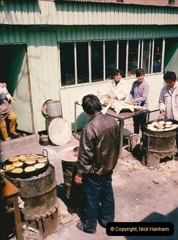 1993-04-03 to 24 China & Hong Kong.  (64)064