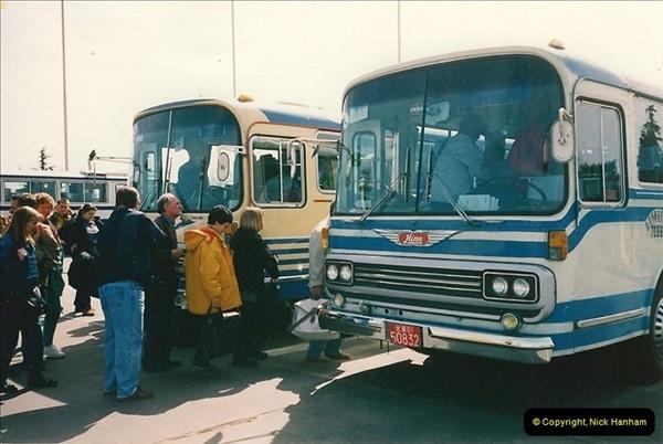 1993-04-03 to 24 China & Hong Kong.  (7)007