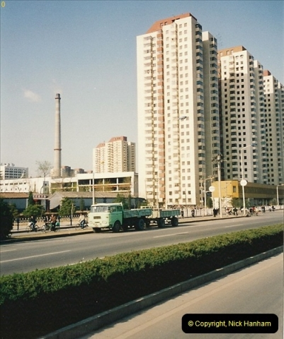 1993-04-03 to 24 China & Hong Kong.  (74)074