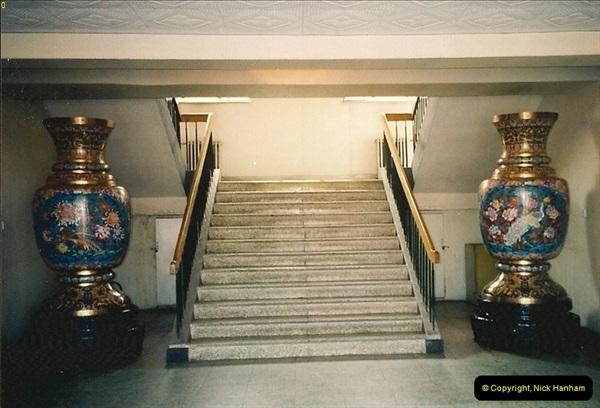 1993-04-03 to 24 China & Hong Kong.  (85)085