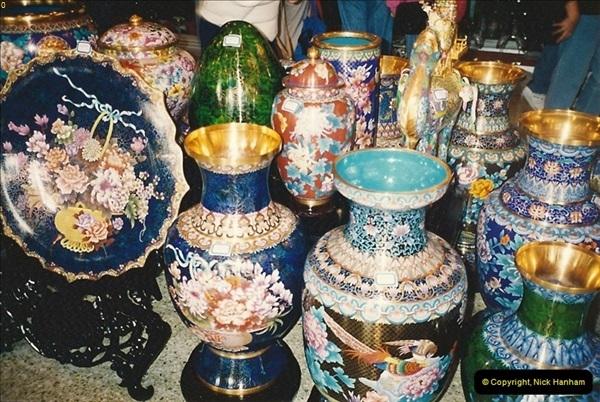 1993-04-03 to 24 China & Hong Kong.  (86)086
