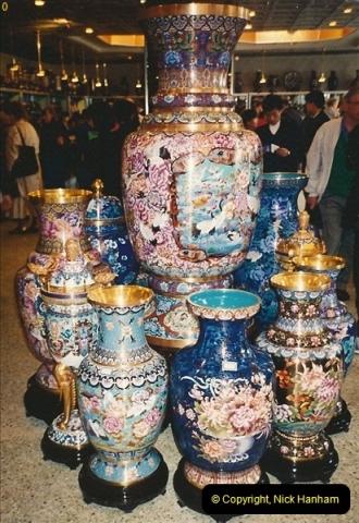1993-04-03 to 24 China & Hong Kong.  (87)087