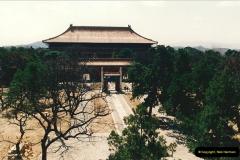 1993-04-03 to 24 China & Hong Kong.  (105)105