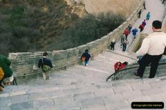 1993-04-03 to 24 China & Hong Kong.  (134)134