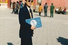 1993-04-03 to 24 China & Hong Kong.  (187)187