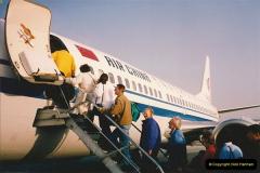 1993-04-03 to 24 China & Hong Kong.  (231)231