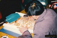1993-04-03 to 24 China & Hong Kong.  (243)243